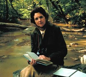 The 10 best: Rachel Carson