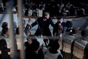 Titanic: Steven Waddington as Charles Lightoller