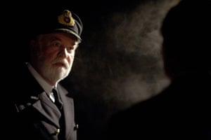 Titanic: David Calder as Captain Smith