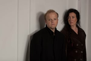 Titanic: John and Muriel Batley played by Toby Jones and Maria Doyle Kennedy