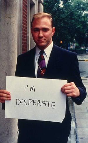 Gillian Wearing: I'm desperate 1992-3