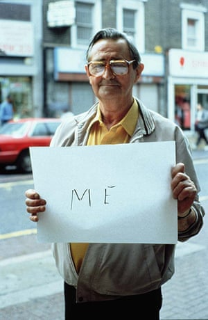 Gillian Wearing: Me