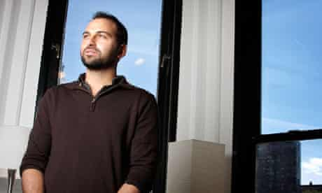 Ricken Patel Avaaz co-founder