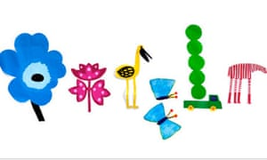 Spring equinox celebrated in a Google doodle
