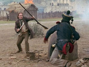 Still from The Alamo