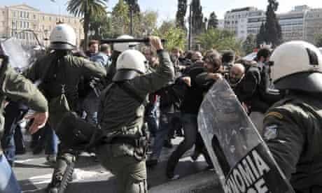 Greece riots