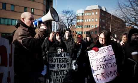 Occupy Cardiff trial