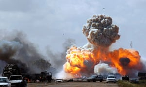 Air strikes in Libya depleted the RAF's supply of Brimstone missiles