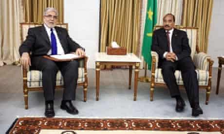 Mustafa Abu Shagour said Mohamed Ould Abdel Aziz had agreed to extradite Libya's ex-spy chief home