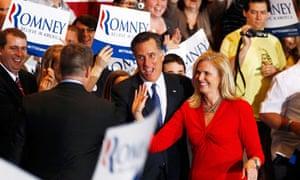 Mitt Romney Illinois victory