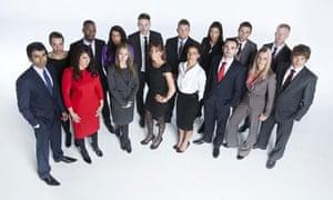 The Apprentice contestants