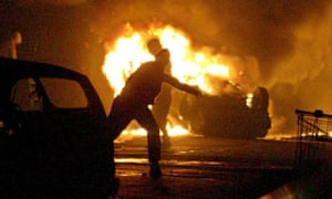 French riots of 2005