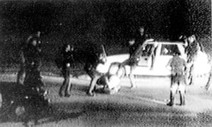 the beating of rodney king Rodney glen king (april 2, 1965 – june 17, 2012) was an african-american taxi driver who became known internationally as the victim of los angeles police department brutality, after a videotape was released of several police officers beating him during his arrest on march 3, 1991.