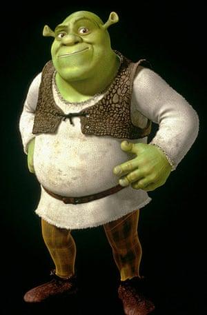 Biggest opening weekends: Shrek