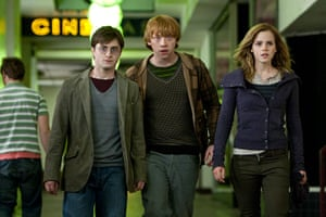 Biggest opening weekends: Harry Potter and the Deathly Hallows