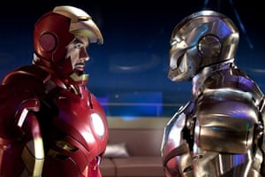 Biggest opening weekends: Iron Man 2