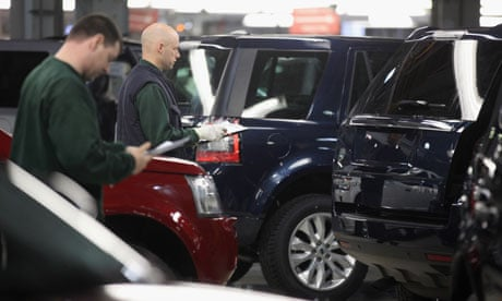 Jaguar Land Rover And China S Chery Agree Joint Venture Business