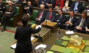 Ed Miliband responds after George Osborne's budget statement
