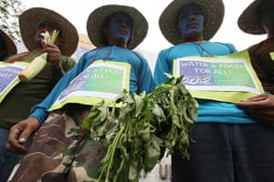 Water day: Filipino activists mark World Water Day