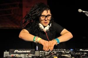 Best Dance DJs: Skrillex