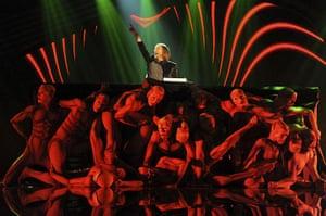 Best Dance DJs: David Guetta/Swedish House Mafia/Tiesto