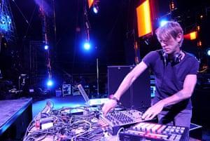 Best Dance DJs: Richie Hawtin