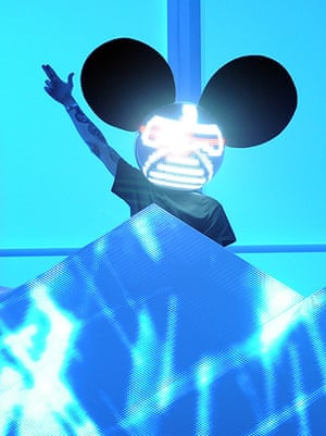 Best Dance DJs: Deadmau5