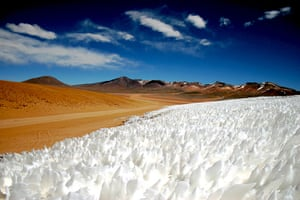 Readers' pictures: Desert in Bolivia