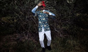 Spoek Mathambo: file under world music? Don't think so.
