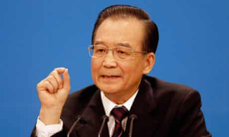 Premier Wen Jiabao Holds News Conference