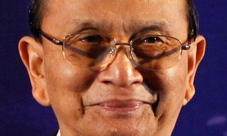 Myanmar's President Sein