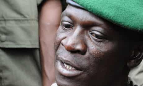 Captain Amadou Haya Sanogo