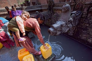 World Water Day: World Water Day in Nepal