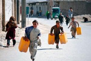 World Water Day: PAKISTAN-QUETTA-WORLD WATER DAY