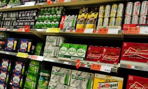 The proposed minimum alcohol price would substantially curtail many supermarket drinks deals