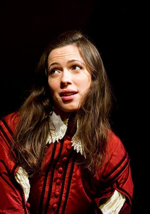 10 Best: Rebecca Hall as Viola in Twelth Night