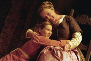 10 Best: Sian Brooke as Juliet and June Watson as Nurse