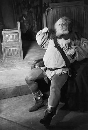 10 Best: Ralph Richardson as Falstaff