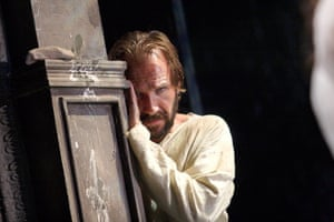 10 Best: Ralph Fiennes as Prospero in The Tempest