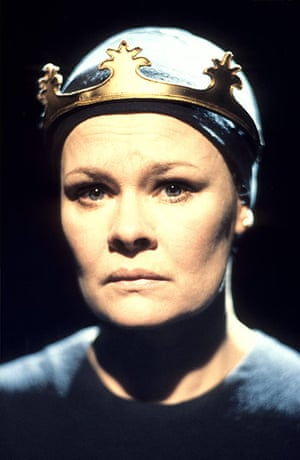 10 Best: Judi Dench as Lady Macbeth