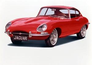 British Design at V&A: British Design at V&A - E Type Jaguar