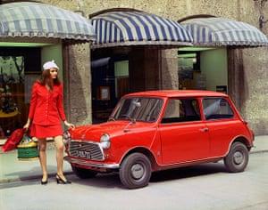 British Design at V&A: British Design at V&A - Mini Car