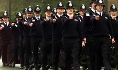 police recruits