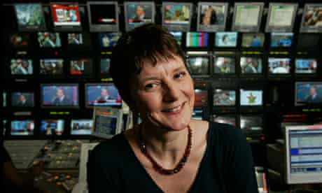 Helen Boaden of BBC News