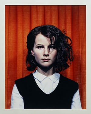 Gillian Wearing masks: Self Portrait at 17 Years Old, 2003