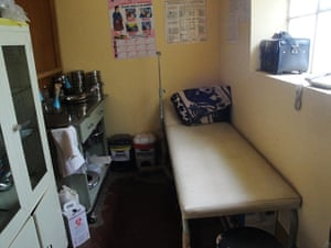 Huancavelica : Yaccacancha community : Local Clinic