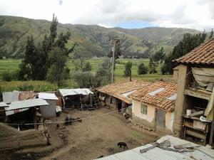 Huancavelica : Yaccacancha community