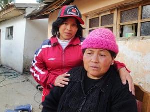 Huancavelica : Paulina Guillermo