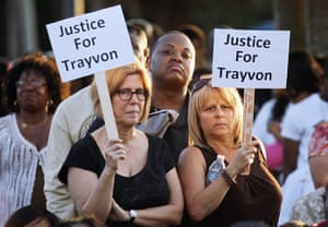 Trayvon Martin: Shooting Death Of Unarmed Teen Trayvon Martin Sparks National Outrage