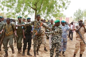 Mali: Amadou Haya Sanogo